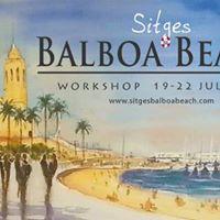 Sitges Balboa Beach 2018