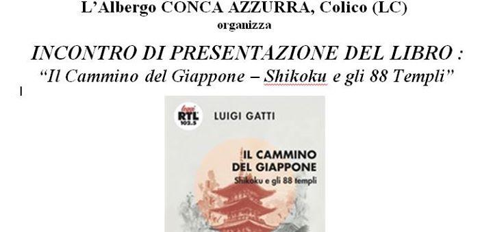 Presentazione Libro: Il Cammino del Giappone at Hotel Conca Azzurra ...