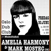 Amelia Harmony &amp Mark Mostec  Roastfish &amp Cornbread Sound System