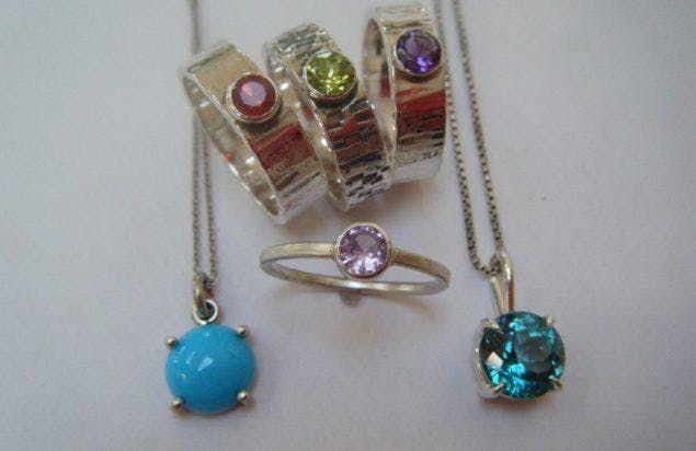 Intermediate Jewelry Making