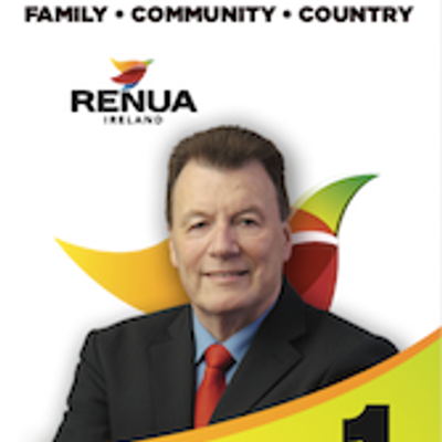 Michael Farrington RENUA Mayo