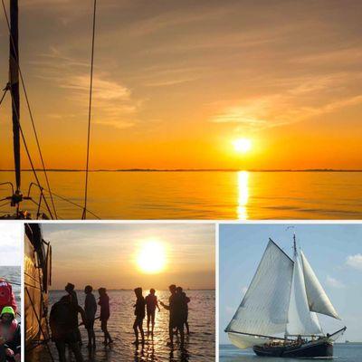Sailing Weekend Wadden Sea