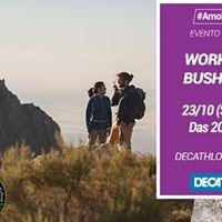 Workshop Bushcraft I Decathlon Morumbi