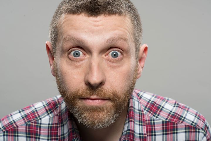 Dave Gorman With Great PowerPoint Comes Great ResponsibilityPoin