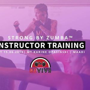 STRONG by Zumba Instructor Training in Maadi