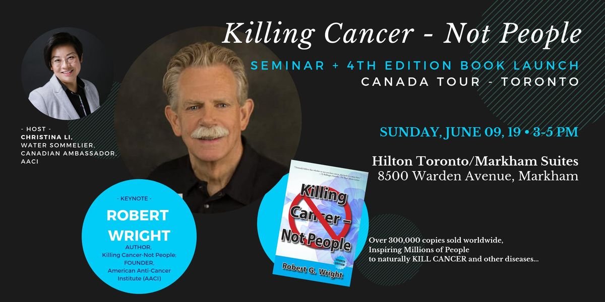 Killing Cancer - Not People