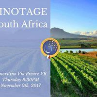 Pinotage South Africa - English Wine Tasting