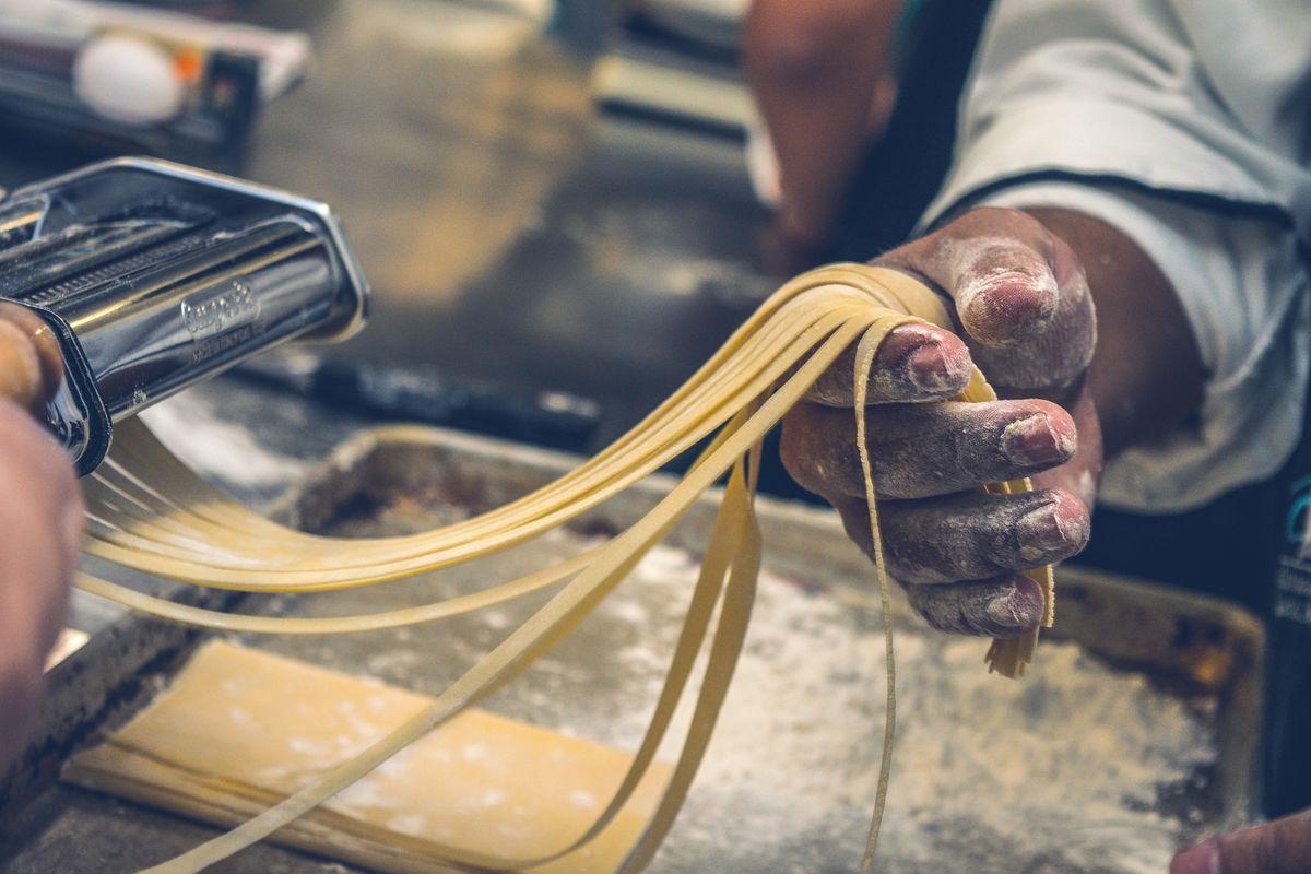 Urban Farmer Pasta Masterclass
