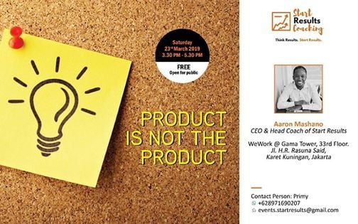 Product is NOT the Product