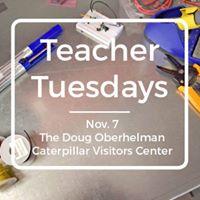 Teacher Tuesdays