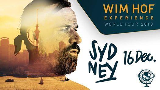 Wim Hof Method Experience  Sydney