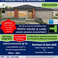 Perth House &amp Land Expo