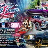 Chatt Town Exclusives 1st Annual Car Truck &amp Bike Show