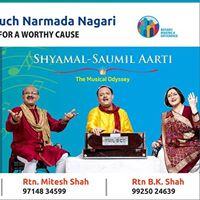 Dandiya Raas on Sharad Purnima with Shyamal - Saumil &amp Aarti