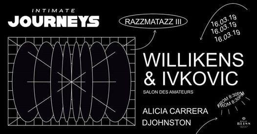 Intimate Journeys Willikens & Ivkovic (Salon des Amateurs)