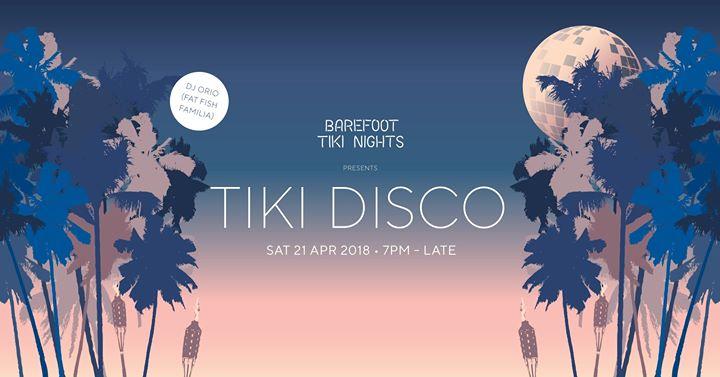 Barefoot Tiki Nights Tiki Disco