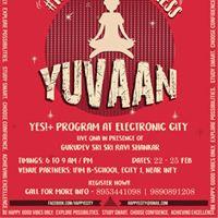 Yuvaan - Yes Program at ECity