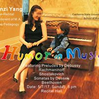 Mianzi Yangs Graduate Lecture-Recital