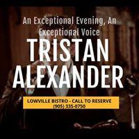 An Evening with Tristan Alexander