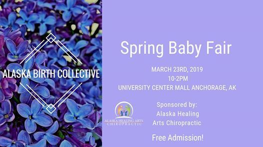 Alaska Birth Collective Spring Baby Fair