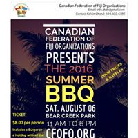 2016 Summer BBQ hosted by CFOFO