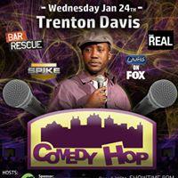 Trenton Davis LIVE at The Standard