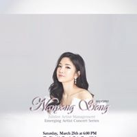 Emerging Artist Concert Series soprano Nanyoung Song by Jubilee Artist Management