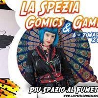 Rei Hasegawa at La Spezia Comics &amp Games 2017