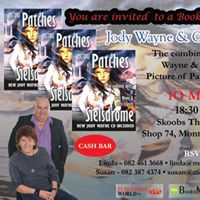 Book &amp Musical Evening with Jody Wayne