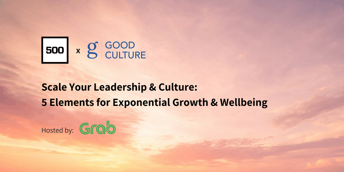 Scale Your Leadership & Culture 5 Mindsets for Exponential Growth & Wellbeing