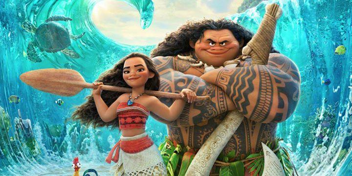 Free Outdoor Cinema Experience - Disneys Moana