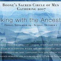 Boones Sacred Circle of Men Gathering