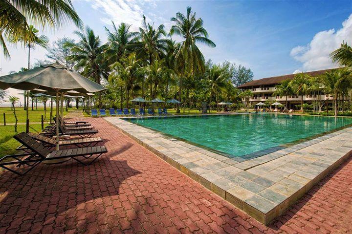 Lanjut Golden Beach Resort