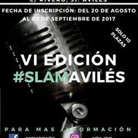 VI Poetry Slam Avils
