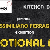 Emotional Art Kitchen &amp Design (exhibition Massimiliano Ferragina)