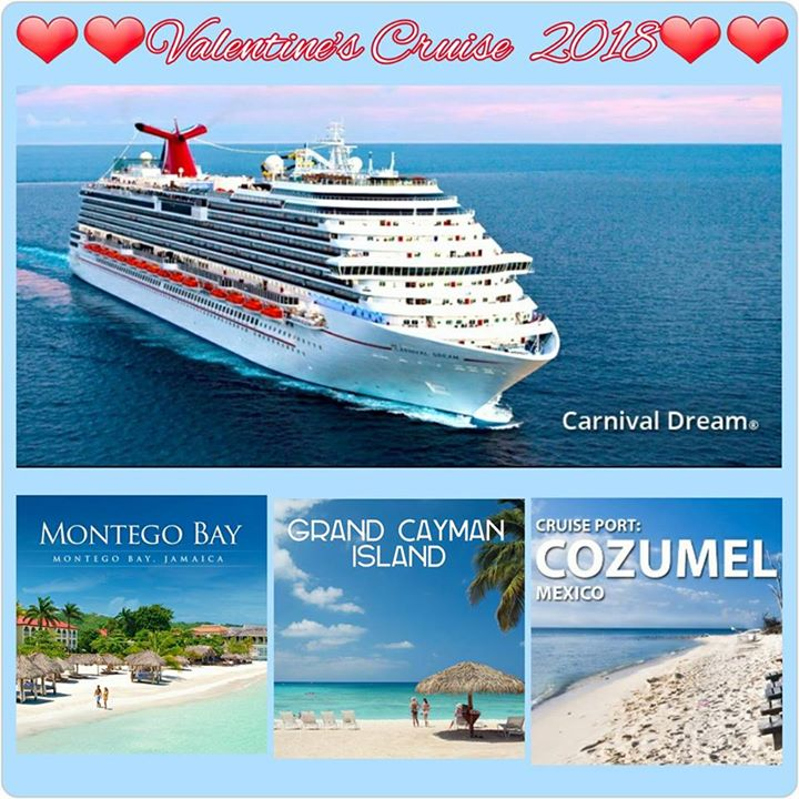 Valentines Day Cruise 2018 At New Orleans La United States New Orleans