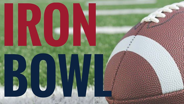 Iron Bowl 2017 Viewing Party at Smiths Olde Bar