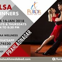 Learn To Dance - Salsa Beginners Weekday Batch (Prahladnagar)