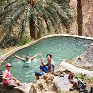 Winter Hols The Green Mountains of Jabal Akhdar