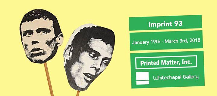 Imprint 93 - A mail art archive exhibition