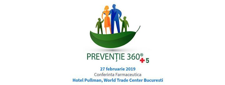 Conferinta Farmaceutica Preventie 3605 (2019)