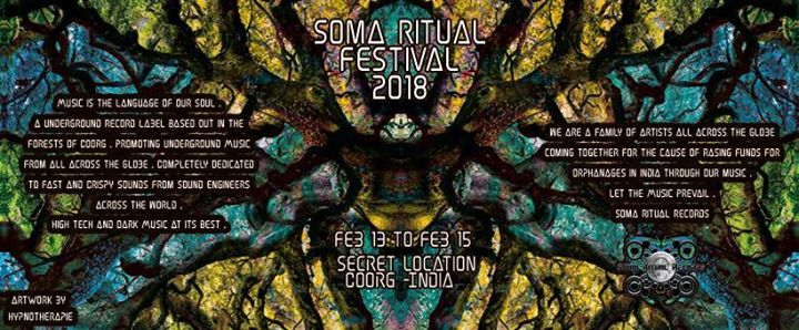 SomA Ritual 2018 Music and Arts Festival Official
