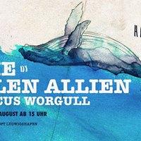 me Ellen Allien &amp Marcus Worgull am Hafen 49