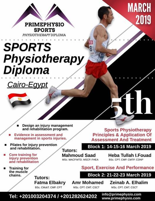 Sports Physiotherapy Diploma