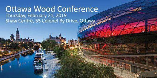 2019 Ottawa Wood Conference