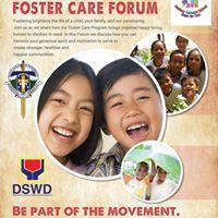 Foster Care Forum