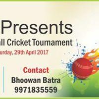 CCL presents Super Six Cosco Ball Cricket Tournament