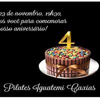4 Aniversrio Pilates Iguatemi Caxias