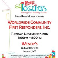 Wendys GetTogethers for WCFR