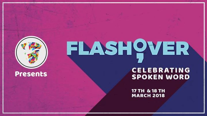Flashover  Celebrating Spoken Word